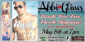 AbbiBookSigningHouston