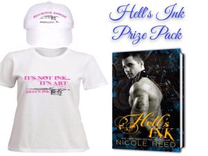 hell's ink prize pack