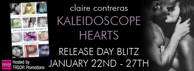 kaleidoscope release day blitz