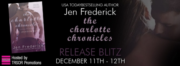 the charlotte chronicles release day blitz