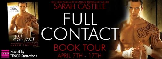 full contact book tour
