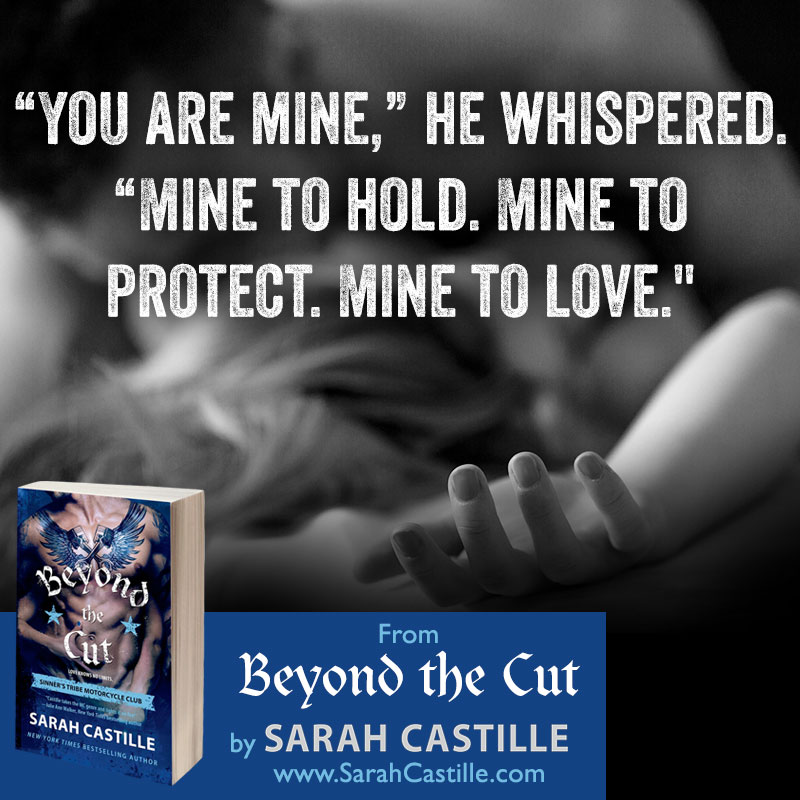 Book Blitz – BEYOND THE CUT by Sarah Castille | Travels n Reads