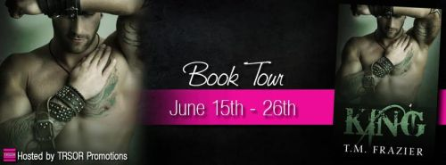 king book tour