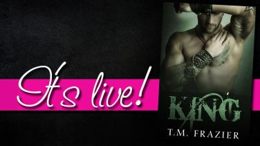 king it's live