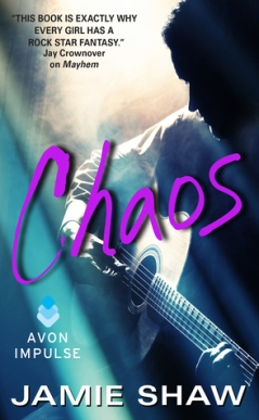 CHAOS_Cover