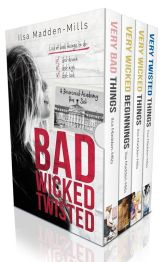 bad wicked twisted cover 3d