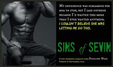 sins of sevin teaser excerpt