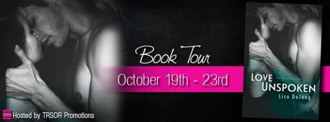 love unspken book tour