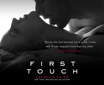 first touch release blitz teaser
