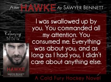 Hawke Promo - TEASER 3