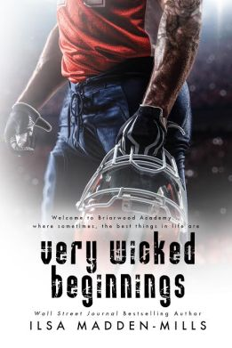 very wicked beginnings cover