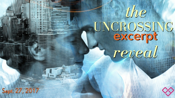 the uncrossing excerpt reveal banner